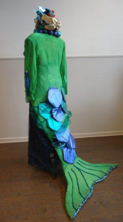 Zeemeermin kostuum