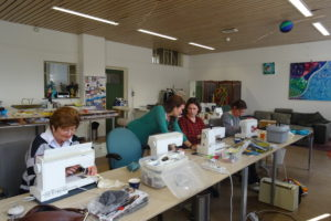 workshop technieken Atelier Cilhouette