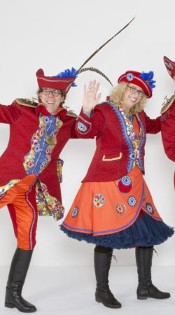 carnavalskostuum prins Carnaval carnavalsoutfits