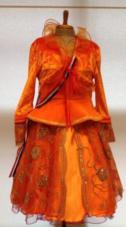 Oranje Kostuum Koningsdag