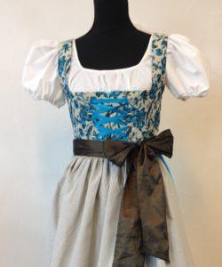 Dirndl-jurk oktoberfest naailes Atelier Cilhouette eindhoven