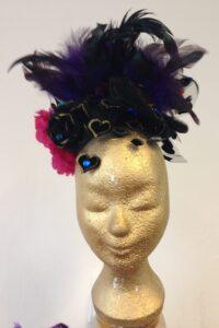 spaanse haarkam voor bij spaanse carnavals jurk