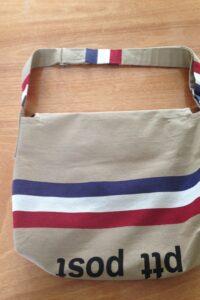 canvas PTT tas gemaakt door Eline