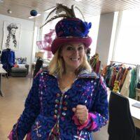 Prinses Linda laatste passessie in het Atelier Cilhouette